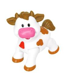 Игрушка Kiddieland Коровка Домашнее животное