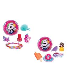 Игровой набор ZURU 5 Surprise Шар-сюрприз для девочек 7702, 8058664048700