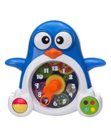 Развивающая игрушка Keenway Пингвин-часы