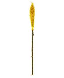 Метла карнавальная 100 (золото) 13-530Gl