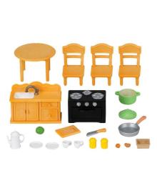 Набор Sylvanian Families Кухня с фигуркой 5164