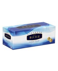 Салфетки бумажные экстрауспокаивающие Elleair Premium Lotion 200 шт