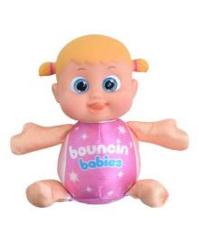 Кукла пупс Bouncin' Babies Bounie Кувыркается 16 см