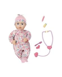 Интерактивная кукла BABY Annabell Доктор Zapf Creation 701294, 4001167701294