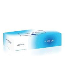 Салфетки бумажные увлажняющие Elleair +Water 180 шт