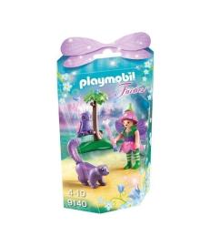 Маленькая фея с лесными друзьями Playmobil