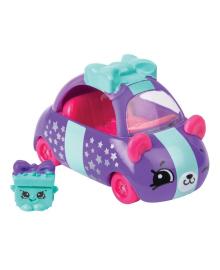 Мини-машинка Shopkins Cutie Cars S3 Подарок-дрифт с мини-шопкинсом 56733