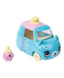 Мини-машинка Shopkins Cutie Cars S3 Беби-машинка с мини-шопкинсом 56735
