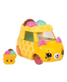 Мини-машинка Shopkins Cutie Cars S3 Рожок-снежок с мини-шопкинсом 56736