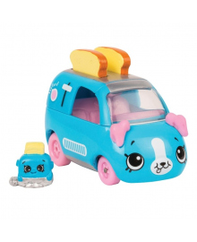 Мини-машинка Shopkins Cutie Cars S3 Тостер-родстер с мини-шопкинсом 56770