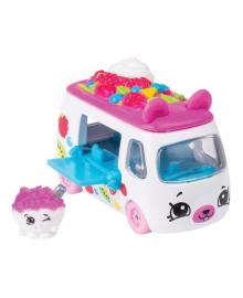 Мини-машинка Shopkins Cutie Cars S3 Фруктовый рейсер с мини-шопкинсом 56771