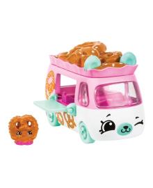 Мини-машинка Shopkins Cutie Cars S3 Брецель-экспресс с мини-шопкинсом 57109