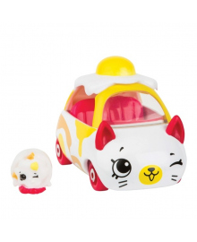 Мини-машинка Shopkins Cutie Cars S3 Омлетомобиль с мини-шопкинсом 57110