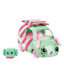 Мини-машинка Shopkins Cutie Cars S3 Конфетное путешествие с мини-шопкинсом 57112