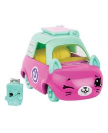 Мини-машинка Shopkins Cutie Cars S3 Ноут-врум с мини-шопкинсом 57113