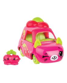 Мини-машинка Shopkins Cutie Cars S3 Вишневый вен с мини-шопкинсом 57114
