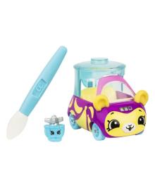 Мини-машинка Shopkins Cutie Cars S3 Меняем цвет - Вояжер-блендер с мини-шопкинсом и кисточкой 57131