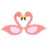 """Очки """"Фламинго"""""""