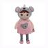 Детский рюкзак Metoys Куколка - Коала Рожевий 40 см