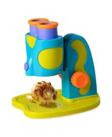 Игрушка Educational Insights Геосафари Мой первый микроскоп EI-5112, 6900006496460