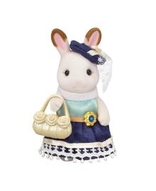 Игровой набор Sylvanian Families Городская Модница Шоколадного Кролика