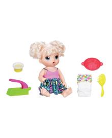 Интерактивная кукла Baby Alive Малышка и лапша