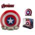 Детская акустическая система eKids iHome MARVEL Captain America, Wireless (VI-B72CA.11MV7)