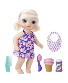 Кукла Baby Alive Малышка с мороженым