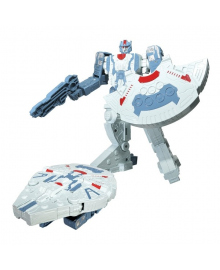Робот-трансформер X-bot Космобот 80070R, 4893351800704