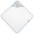 Полотенце с уголком 75x75 см Fisher-Price, FP10050