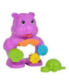 Игрушка для ванны ABC Бегемотик и черепашка