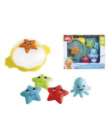 Набор игрушек для ванны ABC Морские развлечения