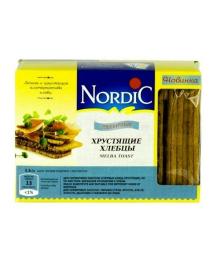 Хлебцы Nordic Хрустящие пшеничные 100 г.