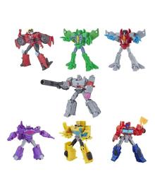 Робот-трансформер Hasbro Transformers Cyberverse 14 см (в ассорт)