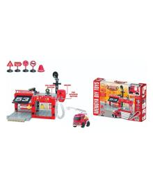 Игровой набор Shantou Пожарная станция