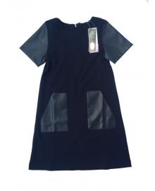Платье Baby Angel м825 122 см  синий