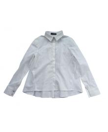 Блузка Baby Angel м814 140 см белый по белому
