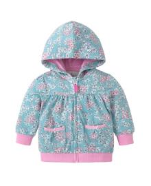 Кофта для девочки Berni Розовые цветы (SH-1446-SK-A078) Berni Kids