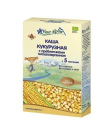 Каша Fleur Alpine кукурузная с пребиотиками 175 г