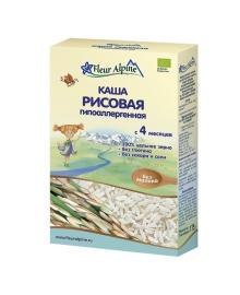 Каша Fleur Alpine рисовая гипоаллергенная 175 г
