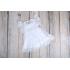 Фатиновое платье с боди, Белое 86 (12-18 мес.)