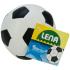 Мяч мягкий футбольный, 7,5 см LENA 62170, 4006942621705