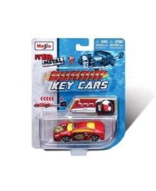 Гоночный автомобиль Burnin Key Cars