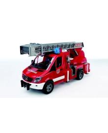 Пожарная машина с лестницей Mercedes Benz Sprinter