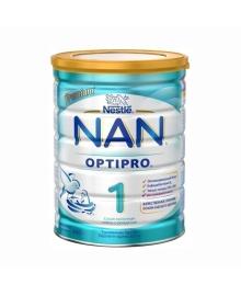 Смесь Nestle NAN 1 OPTIPRO с рождения, 800 г