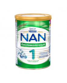 Смесь Nestle NAN 1 Кисломолочный с рождения, 400 г