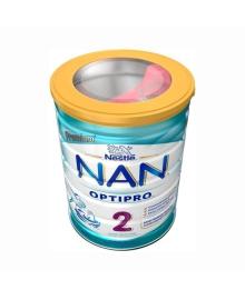 Смесь Nestle NAN 2 OPTIPRO с 6 месяцев, 800 г