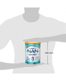 Смесь Nestle NAN 3 OPTIPRO с 12 месяцев, 800 г