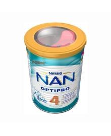 Смесь Nestle NAN 4 OPTIPRO с 18 месяцев, 400 г 12297792