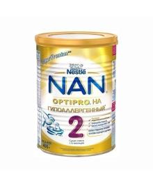 Cмесь Nestle NAN Гипоаллергенный 2 с 6 месяцев, 400 г